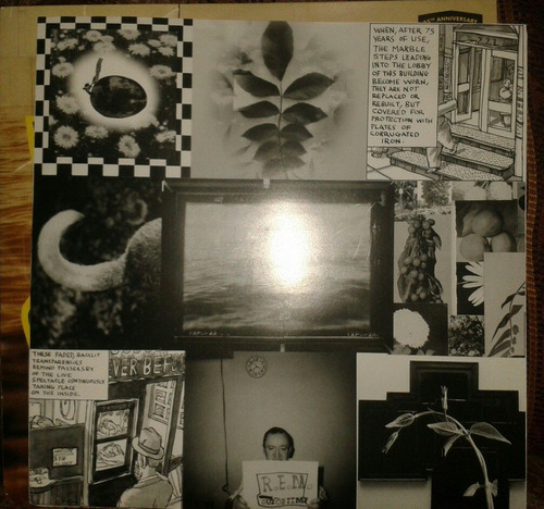r.e.m. rem out of time vinilo edicion aniversario