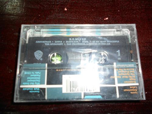 r.e.m. - up (cassette)