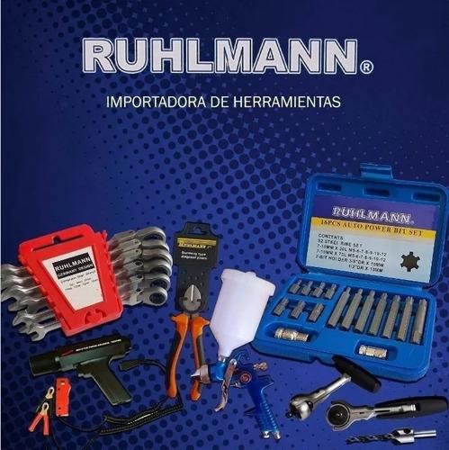 remachadora pop reforzada profesional compacta ruhlmann
