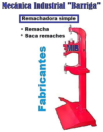 remachadora simple