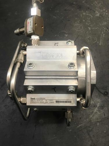 remanufaturamento bombas de vácuo hyco/trumpf mod.171-1/172