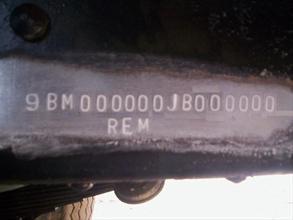 remarcação de chassi e motor autorizada detran
