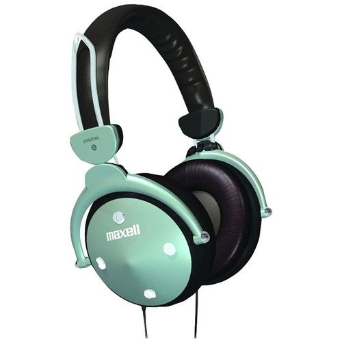 remarto maxell hp 550f - audifonos con control de volumen