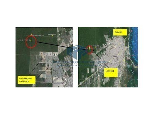 rematamos terreno de  90ht (900000 mts) en zona de viviendas