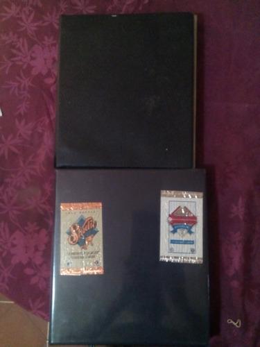 rematando gran lote de tarjetas de béisbol mlb 80/90/2000