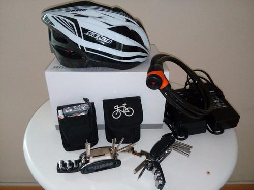 remate 2 bicicletas electricas plegables