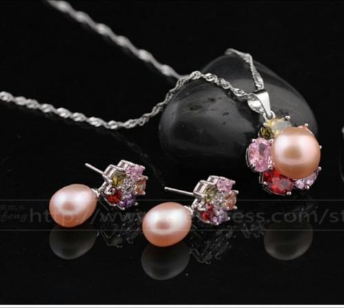 remate: 2 sets de perlas a 180 soles