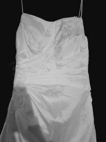 7879d339e Vestido De Novia Barato Usado La Casa Blanca  50000 - Vestidos ...