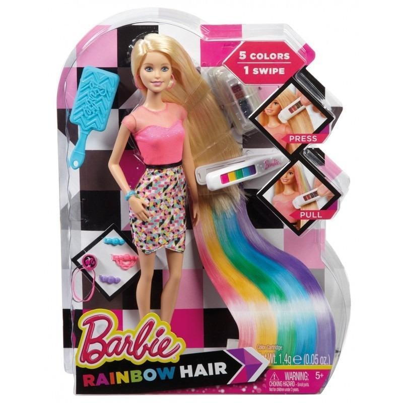 Barbie peinados precio