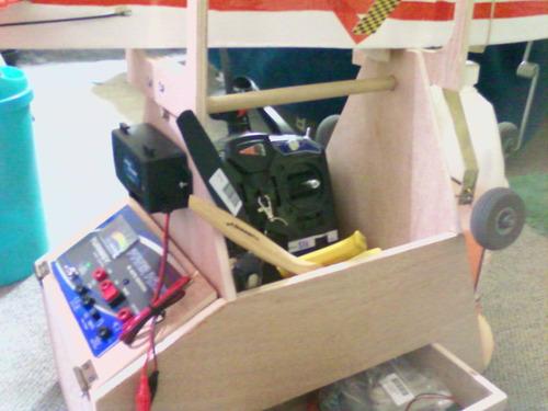 remate caja de vuelo, aeromodelismo caja herramentas aviones