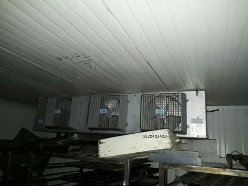 remate camara de refrigeracion