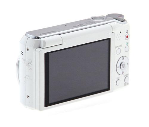 remate camara digital panasonic lumix dmc-zs35 blanca nueva