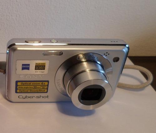 remate cámara digital sony 12.1 megapixel
