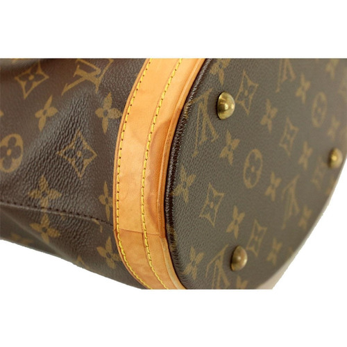 remate cartera bucket pm louis vuitton original!