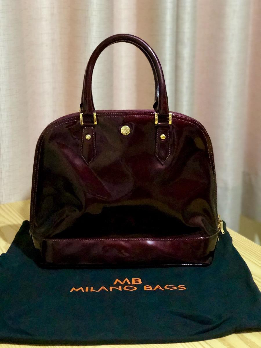 Oscuro Mano Bags Rojo Bolsa Zoom Milano Cargando 6RqwqZx5pn