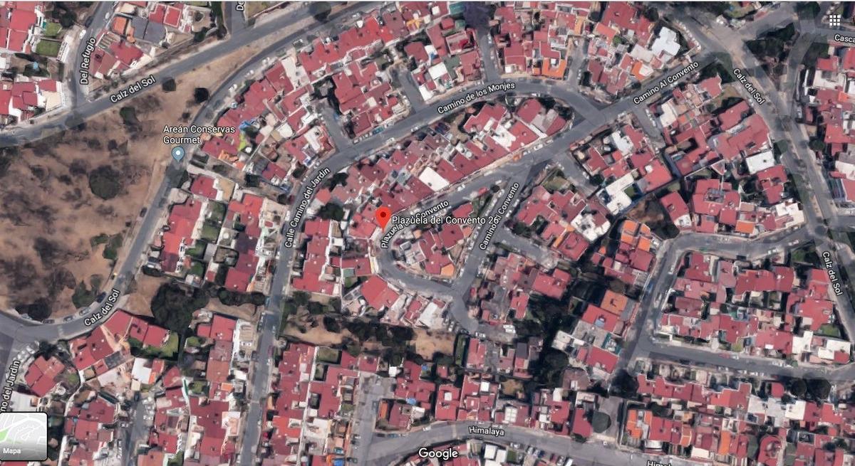 remate casa 3 recamaras en fuentes de satélite