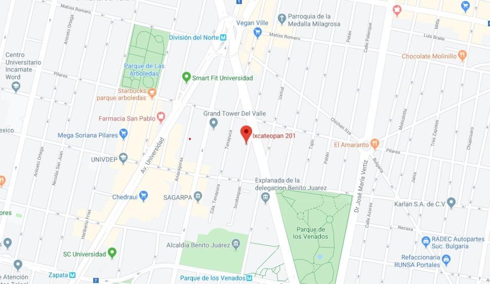 remate casa col letran valle benito juarez $9,220,000