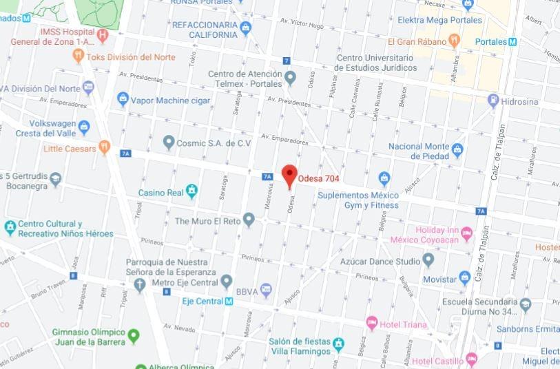 remate casa col portales sur benito juarez $1,082,000