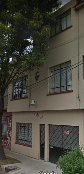 remate casa col vertiz narvarte benito juarez $5,080,000