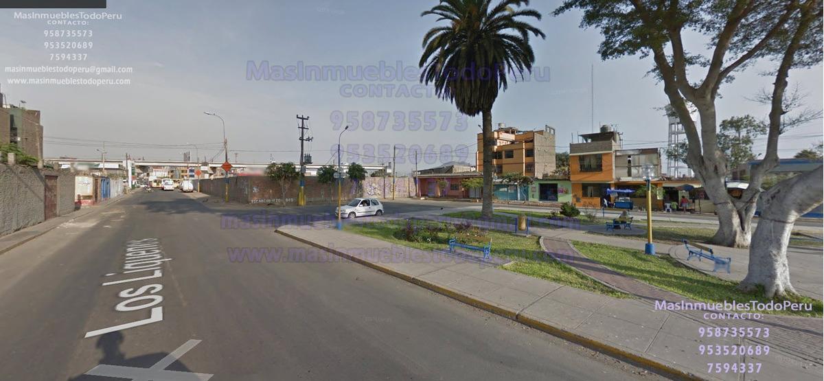 remate casa como terreno comercial 322m2 sjl