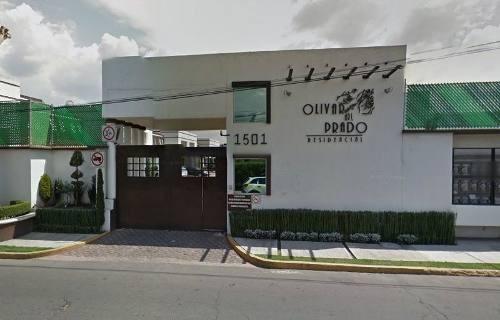 remate - casa en condominio residencial en venta en barrio san mateo, metepec, estado de méxico - aut1314