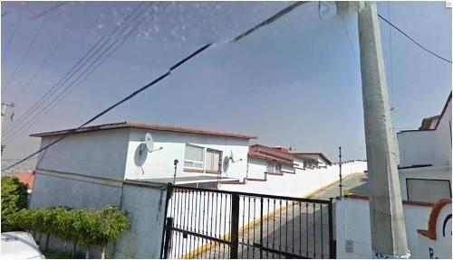 remate - casa en condominio residencial en venta en colonia ahuehuetes, atizapán de zaragoza, estado de méxico - aut418