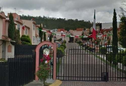 remate - casa en condominio residencial en venta en condominio real del bosque, tultitlán, estado de méxico - aut1263