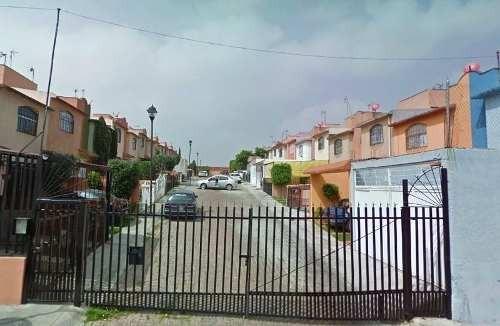 remate - casa en condominio residencial en venta en condominio real del bosque, tultitlán, estado de méxico - aut1264