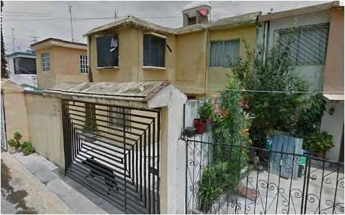 remate - casa en condominio residencial en venta en fraccionamiento residencial la luz, cuautitlán izcalli, estado de méxico - aut506