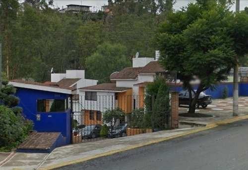 remate - casa en condominio residencial en venta en fraccionamiento vista del valle sección bosques, naucalpan de juárez, estado de méxico - aut1339