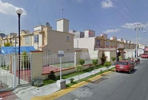 remate - casa en condominio residencial en venta en residencial las américas, ecatepec de morelos, estado de méxico - aut873