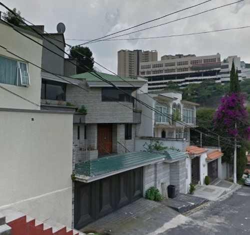 remate - casa sola residencial en venta en   fraccionamiento lomas de tecamachalco sección bosques i y ii, huixquilucan, estado de méxico - aut806