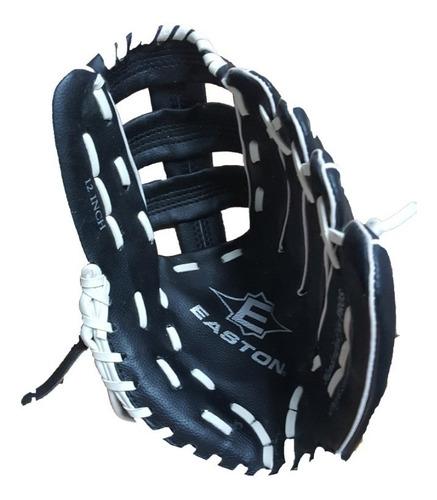 remate combo 2 guantes beisbol infantil +pelota +bolsomalla