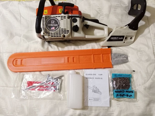 remate combo guadaña y motosierra american tools