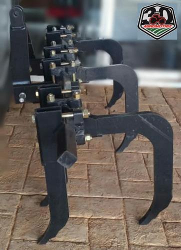 remate cultivadora 3 rayas timón fijo nueva! $18,000