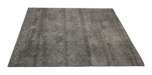 remate de alfombra residencial color  gris cement