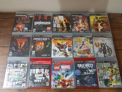 remate de juegos playstation 3 ps3 originales !!