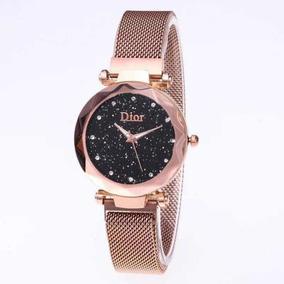 De Lote Dior Relojes Diamante Remate 10 6b7gYyf