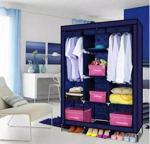 remate de ropero, armario, closet armable de 3 cuerpos