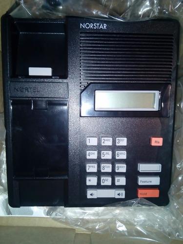 remate de telefono digital nuevo norstar m7100