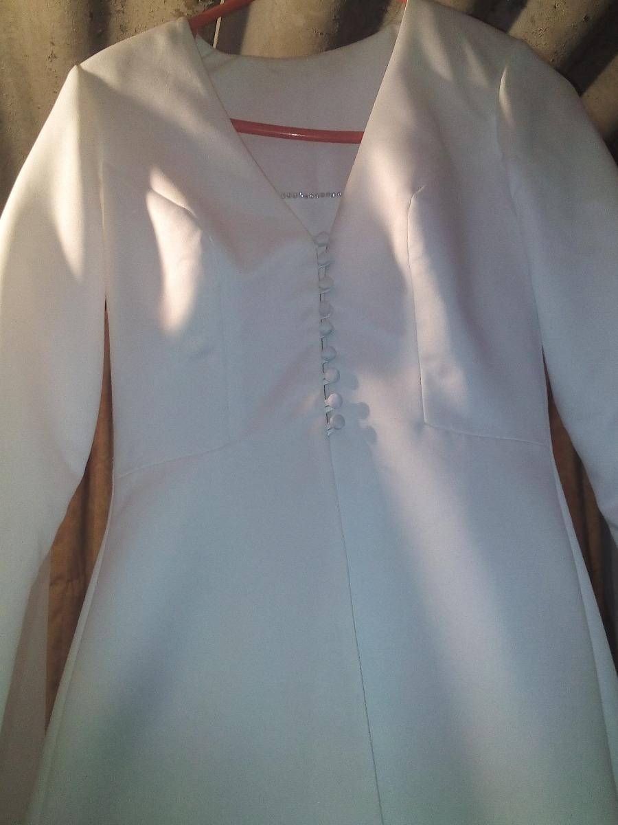 Remate De Vestido De Novia Usado - $ 700.00 en Mercado Libre