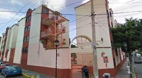 remate - departamento residencial en venta en colonia san pablo, iztapalapa, distrito federal - aut1174