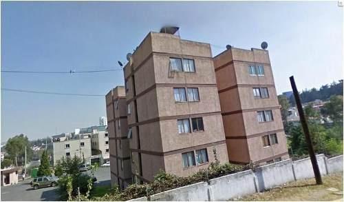 remate - departamento residencial en venta en fraccionamiento villas de la hacienda, atizapán de zaragoza, estado de méxico - aut270