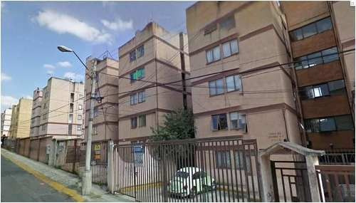 remate - departamento residencial en venta en fraccionamiento villas de la hacienda, atizapán de zaragoza, estado de méxico - aut271