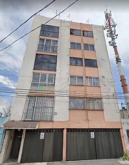 remate depto col. granjas méxico iztacalco $1,050,000