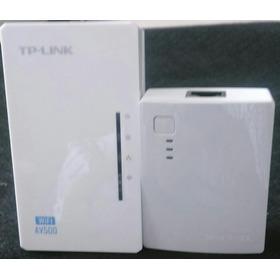 Remate Extensor Tp-link Av500 Wifi Inalambrico Nvo Exhibicio