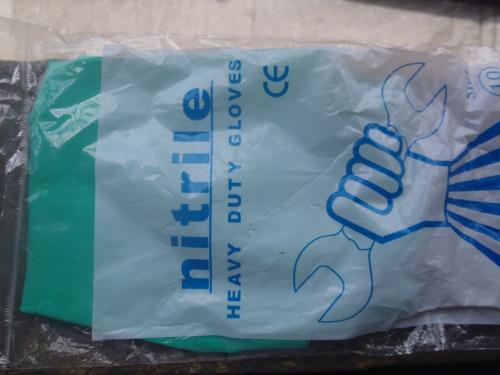 remate guantes de nitrilo north uso industrial