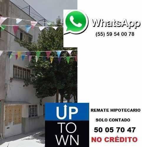 remate hipotecario en benito juarez (ac-6803)