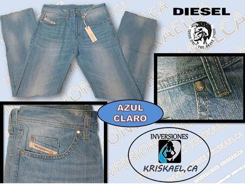 remate jeans diesel para caballeros * somos  tienda física*