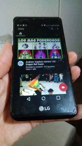 remate lg x style